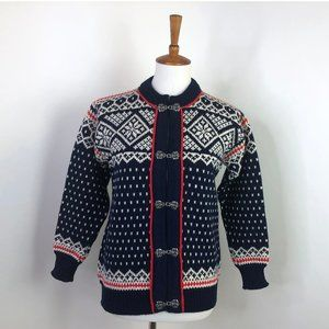 Dale of Norway Nordic Clasp Cardigan Sweater